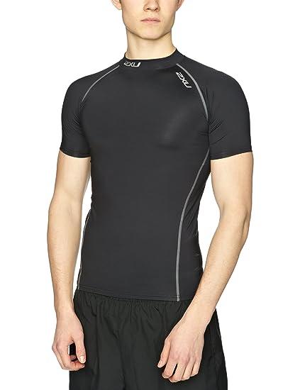 3b18417fb3 Amazon.com: 2XU Men's Elite Compression Short Sleeve Top: Clothing