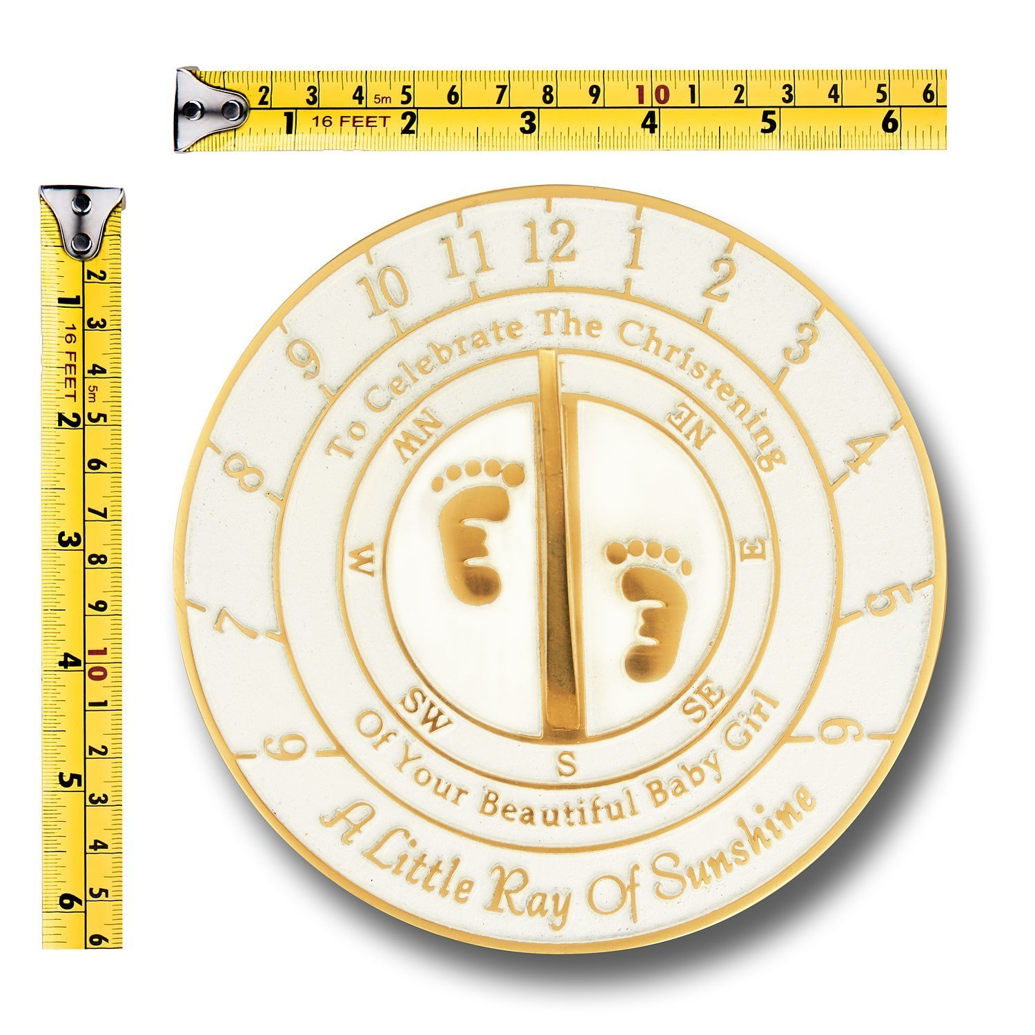 Creative Sundial A Special Baby Gift