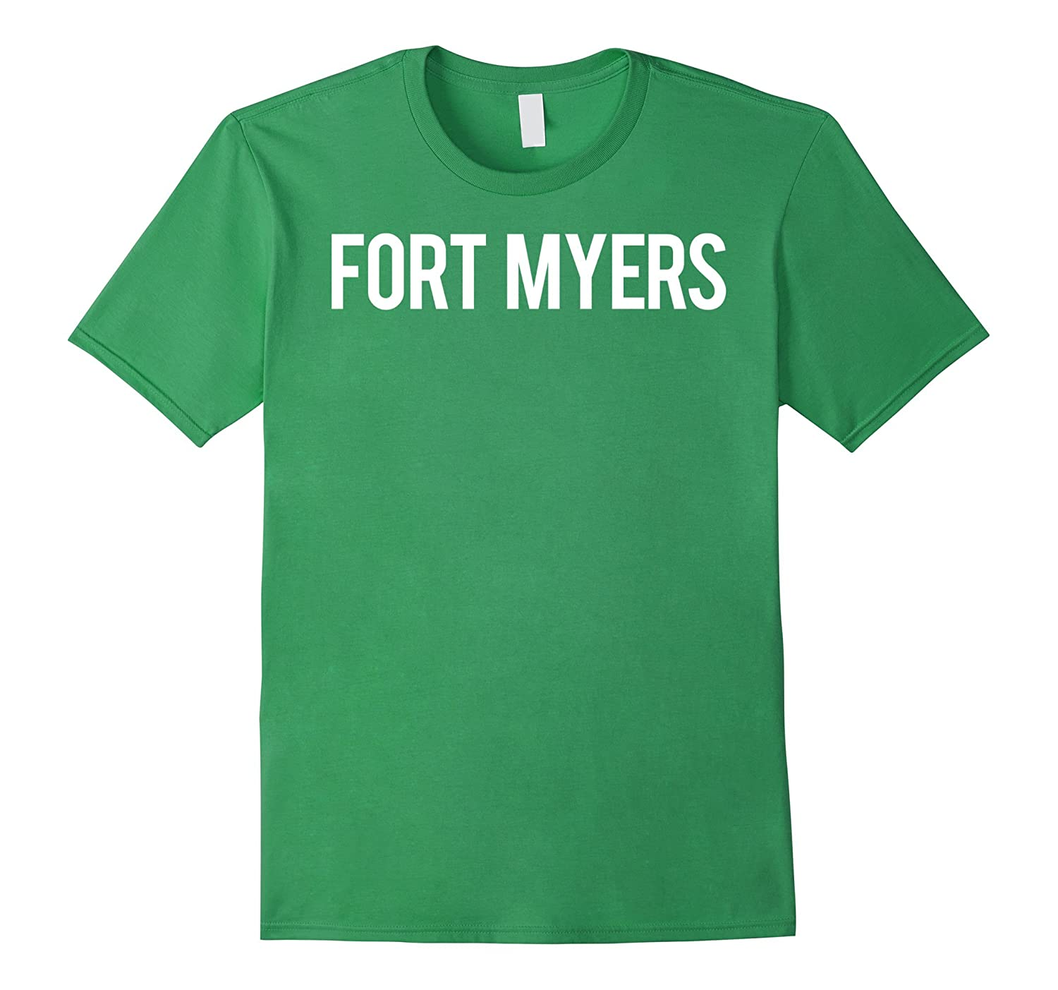 Fort Myers T Shirt Cool Florida FL city funny cheap gift tee