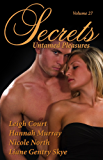 Secrets Volume 27 Untamed Pleasures (Secrets Volumes)