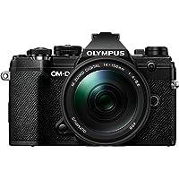 Olympus OM-D E-M5 Mark III Camera - Kit with 14-150mm Lens (Black)