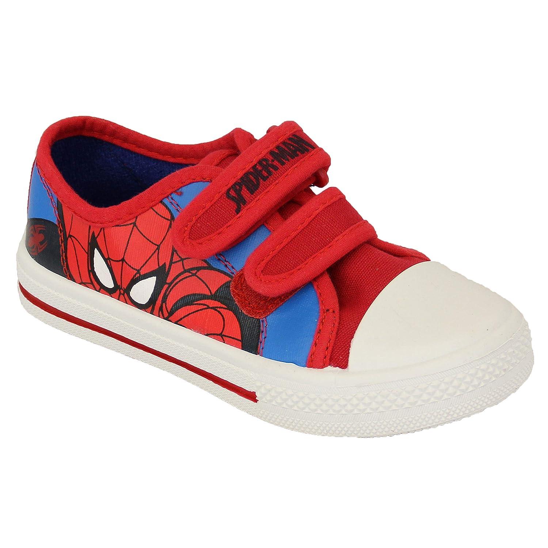 Marvel//Star Wars Boys Avengers Spiderman Trainers AVEFALCON