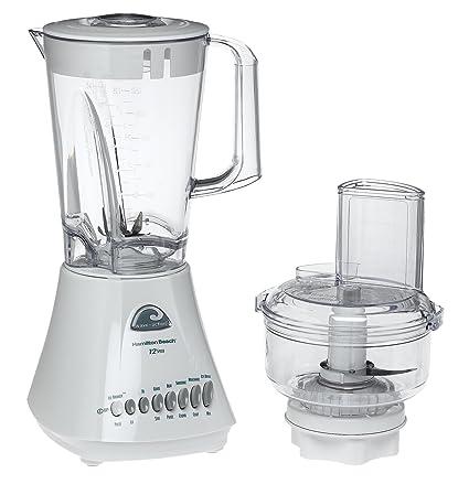 blender and food processor combo. Hamilton Beach 52654 Blender/Food Processor Combo Blender And Food