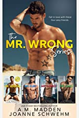 The Mr. Wrong Series Box Set (Books 1-4) Kindle Edition