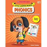 Little Learner Packets: Phonics