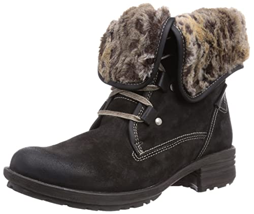 3ccd252ce68 Josef Seibel GmbH Sandra 04 Womens Ankle Boots  Amazon.co.uk  Shoes ...