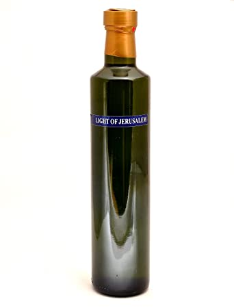 amazon com light of jerusalem anointing oil 500ml bottel from