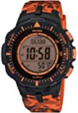 [カシオ]CASIO 腕時計 PROTREK トリプルセンサーVer.3搭載 ソーラーモデル PRG-300CM-4 メンズ [並行輸入品]