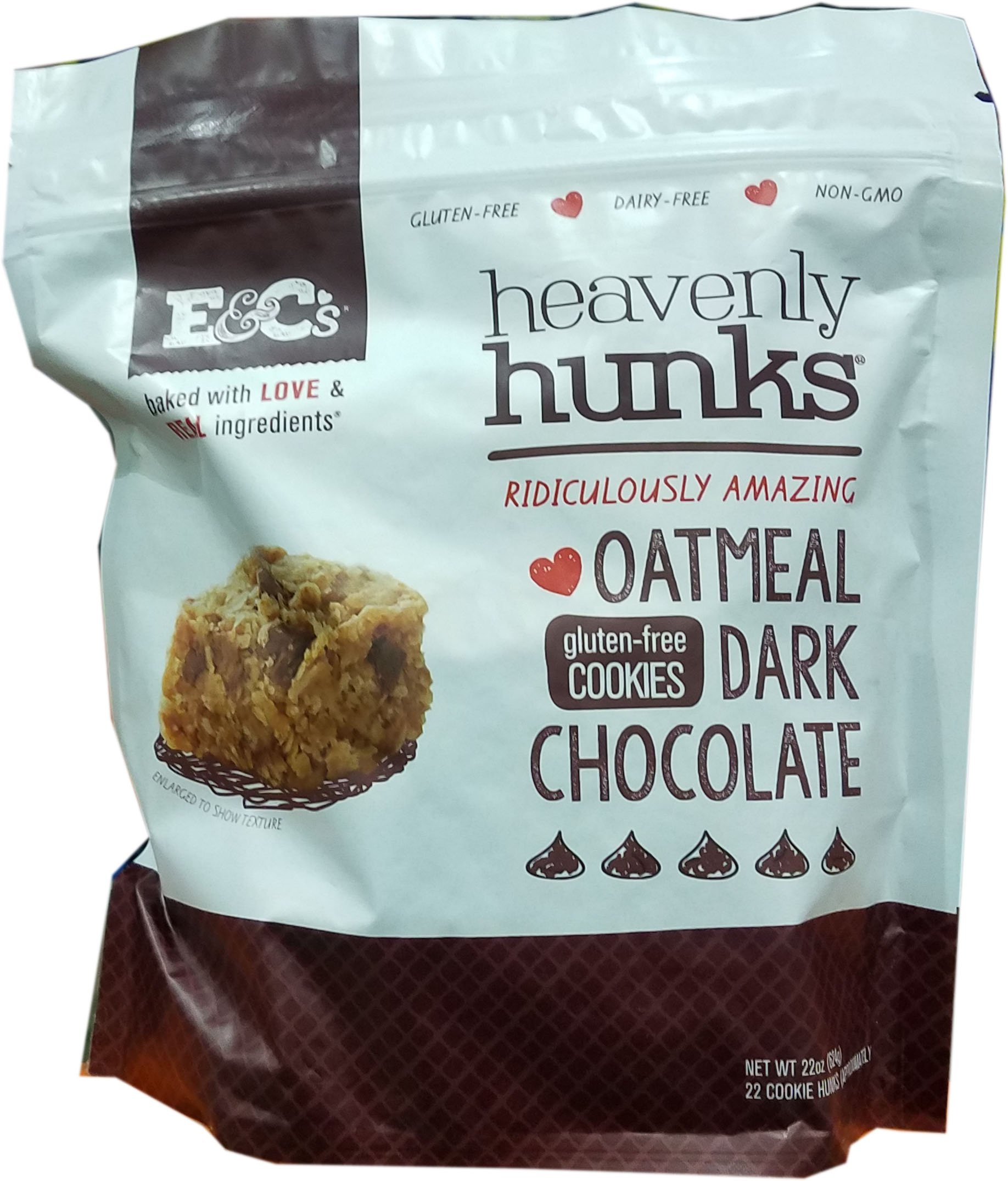 Amazon.com: Heavenly Hunks (White Chocolate Cranberry, 1 6oz bag)