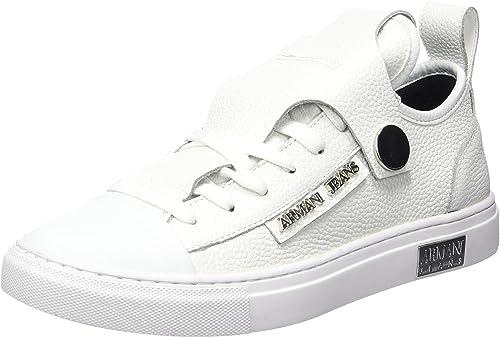 Armani Jeans Womens Sneaker Bassa