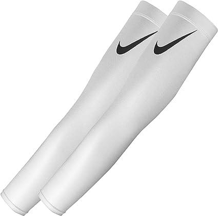 Manchon Nike Pro Dri Fit 3.0 Pour jeune ou adulte Coloris : blanc