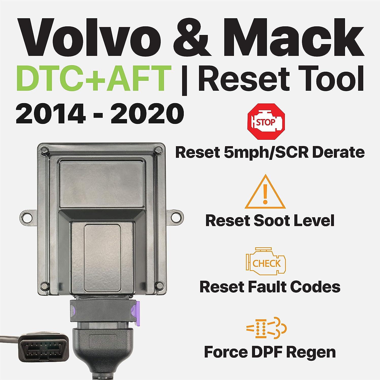 Best Obd2 Scanner 2020 Amazon.com: OTR Performance Volvo Mack 2014 2020 | Heavy Duty