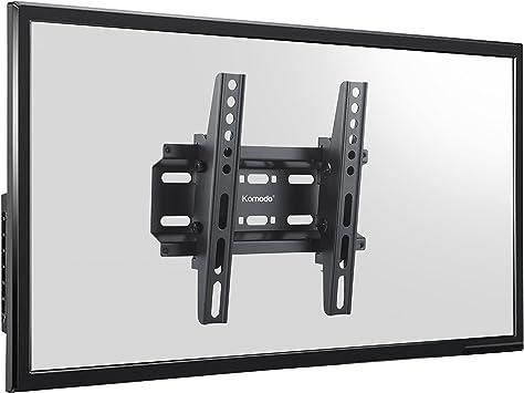 Komodo Ultra Slim soporte de pared para televisor inclinable para ...