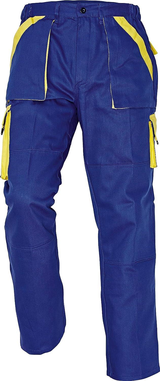 Pantaloni da Lavoro in Cotone da Uomo Max Colori Diversi Stile Cargo