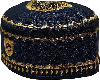 Sand Childrens Prayer Eid Hat Cap Kufi