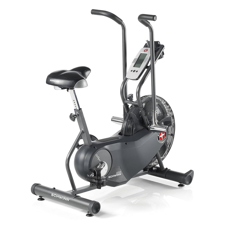 Schwinn AD6 Airdyne bicicleta estática y spinning- AirBike Crossfit/ Cardio-Training: Amazon.es: Deportes y aire libre