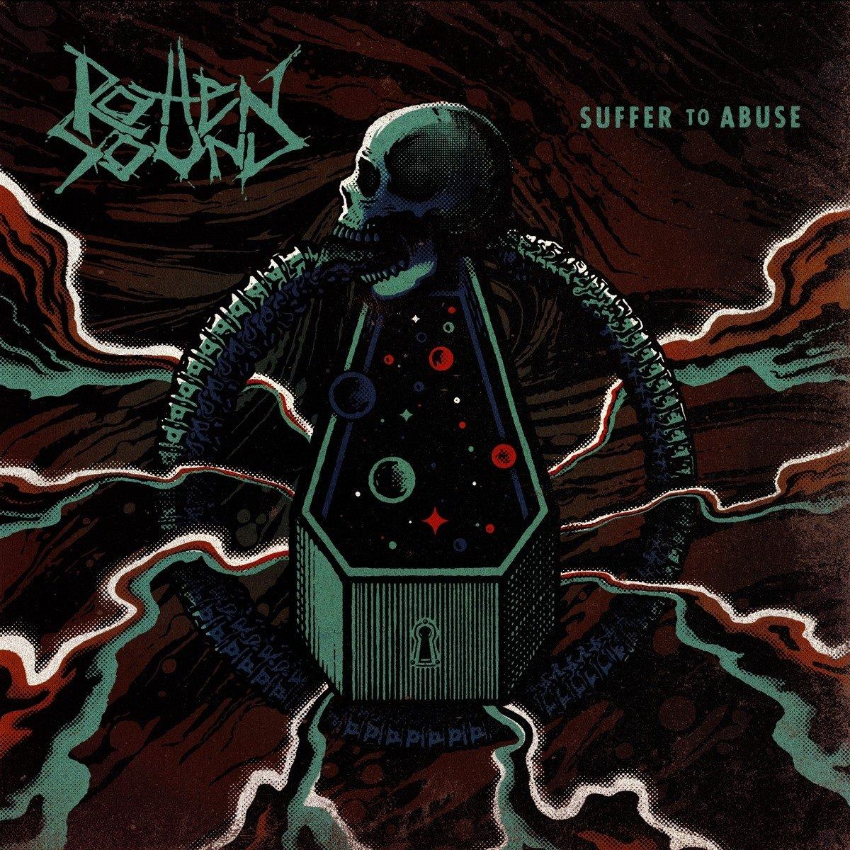 Vinilo : Rotten Sound - Surfer To Abuse (LP Vinyl)