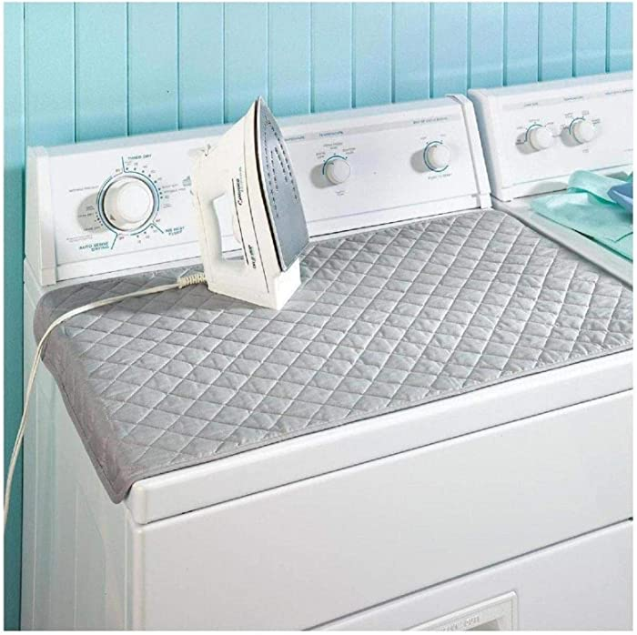 Original Portable Ironing Mat 18 Inch x 31 Inch Iron Anywhere Ideal For Small Apartments Travel