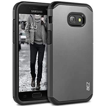 outlet store 836c9 ace85 Samsung Galaxy A3 2017 Case, BEZ® Shockproof Case Cover, Shock Absorbing  Case Best Heavy Duty Dual Layer Tough Cover for Samsung Galaxy A3 2017 - ...