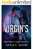 Virgin's Lust (Bad Boy's Virgin Book 2)