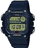 Casio Reloj para Hombre de Cuarzo con Correa en plástico DW-291H-9AVEF