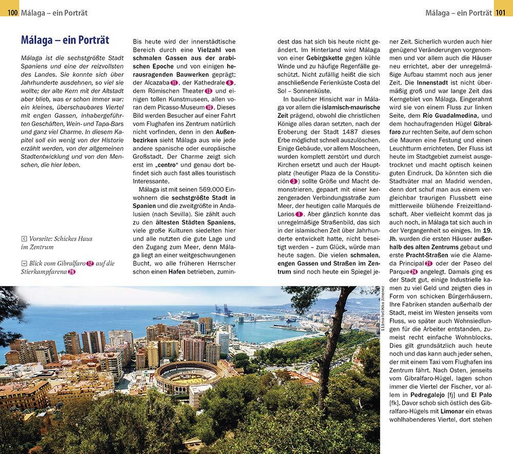 Reise Know-How CityTrip Málaga: Reiseführer mit Stadtplan und ...