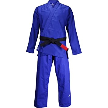 Adidas BJJ Champion Gi Blue A2, Martial Arts Amazon Canada