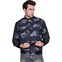 VERSATYL World's First Camouflage Reversible Winter Jacket with Invisible Pockets & RFID Protection I Stylish & Casual Jacket for Men and Women
