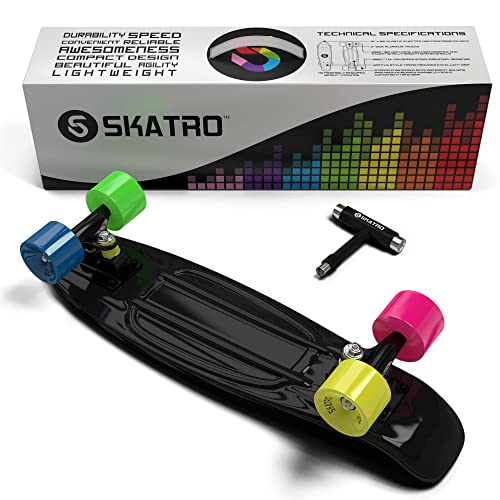 Skatro – Mini Cruiser Skateboard