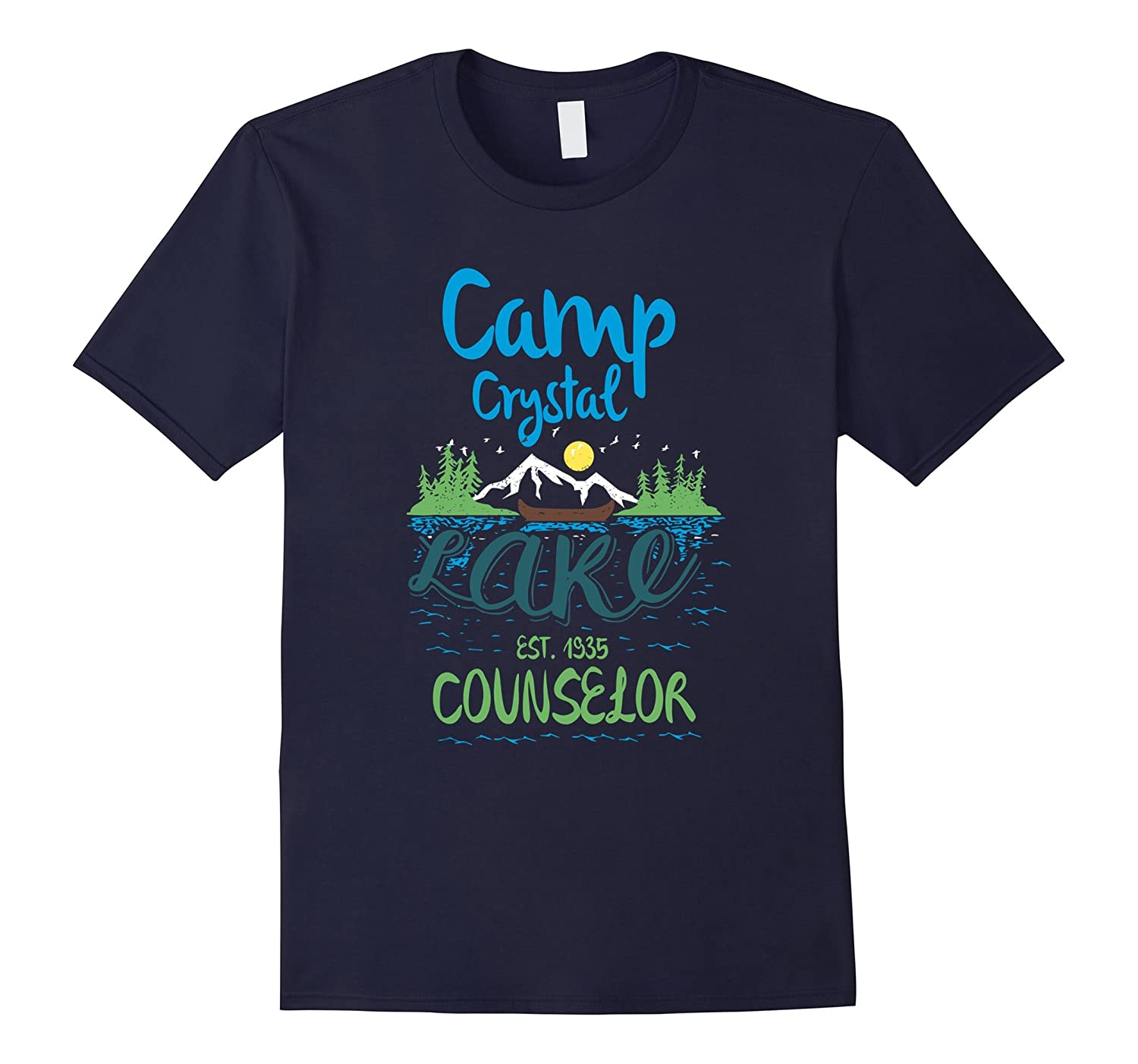 Camp Crystal Lake Counselor est. 1935 Shirt-T-Shirt
