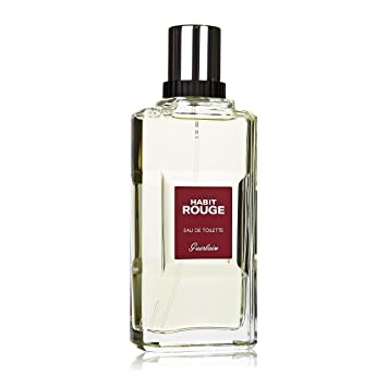 Amazoncom Habit Rouge Eau De Toilette Spray 50ml16oz Beauty