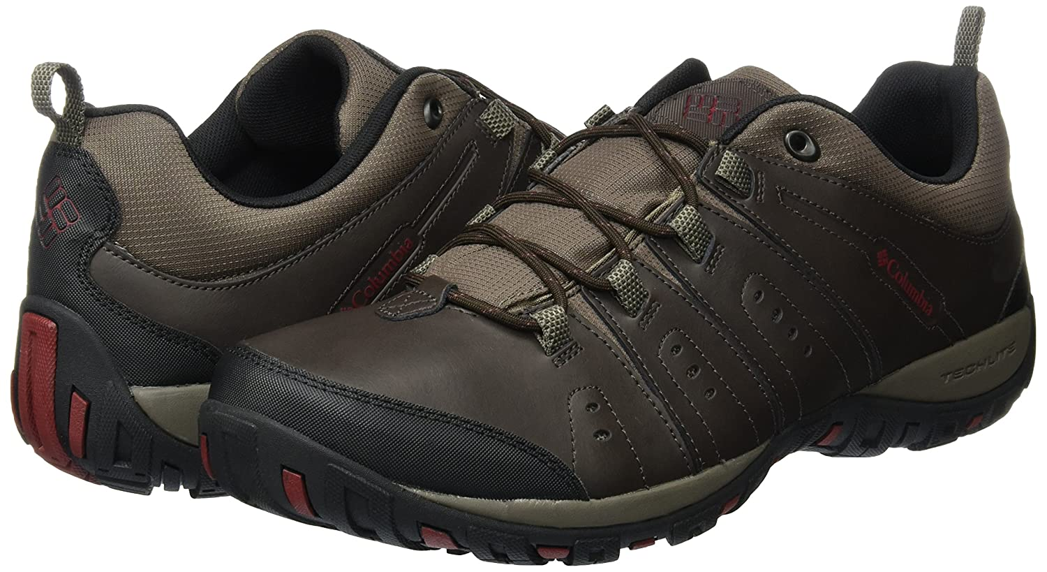 WOODBURN II Columbia Homme Chaussures Casual