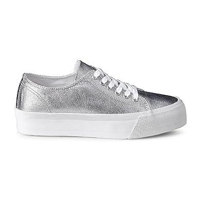 685c4aca7ce8fb Another A Damen Damen Plateau Sneaker