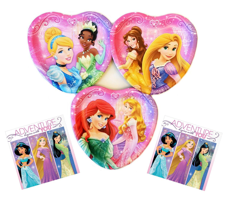 Disney Princess Party Bundles for 24 Guests