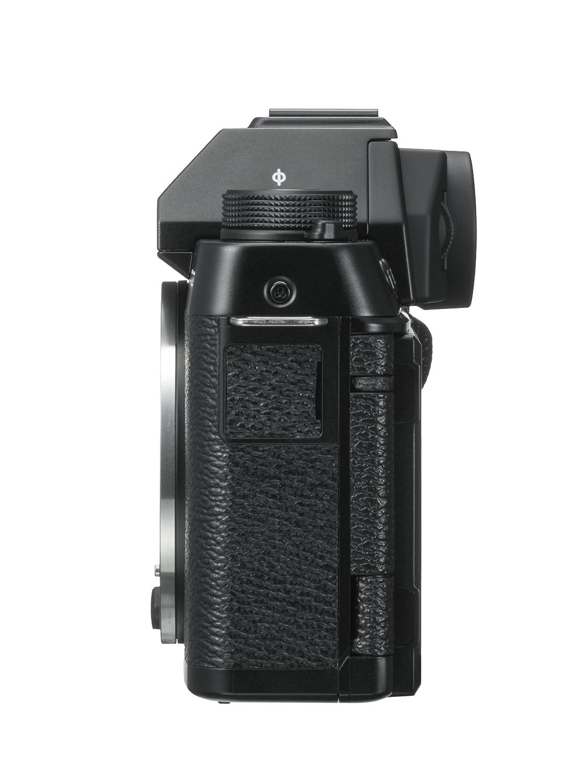 Weihnachtsbilder Und Videos.Fujifilm X T100 Systemkamera Mit 24 2 Megapixel Aps C Sensor Schwarz