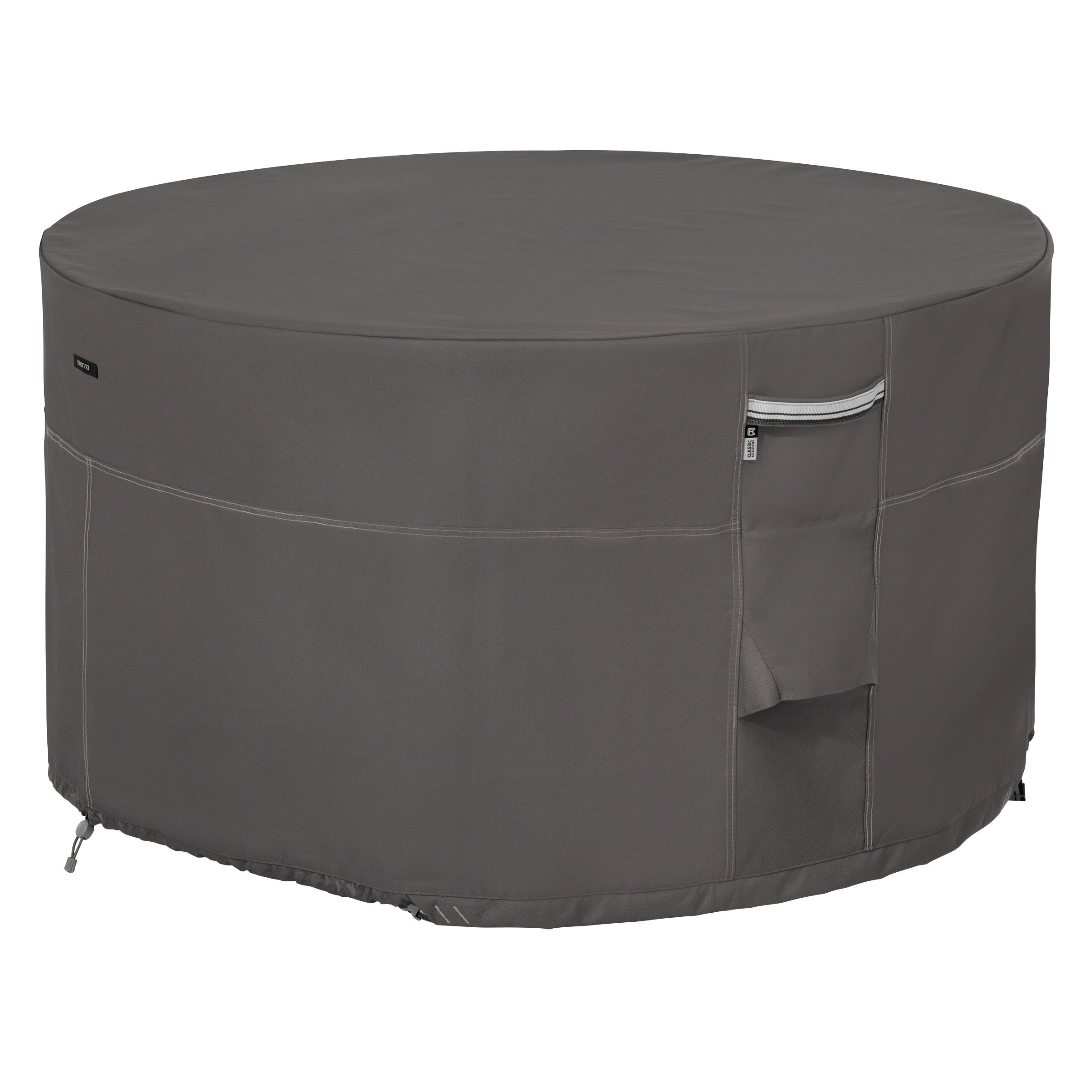 Classic Accessories Ravenna 42 Quot Round Fire Pit Table Cover