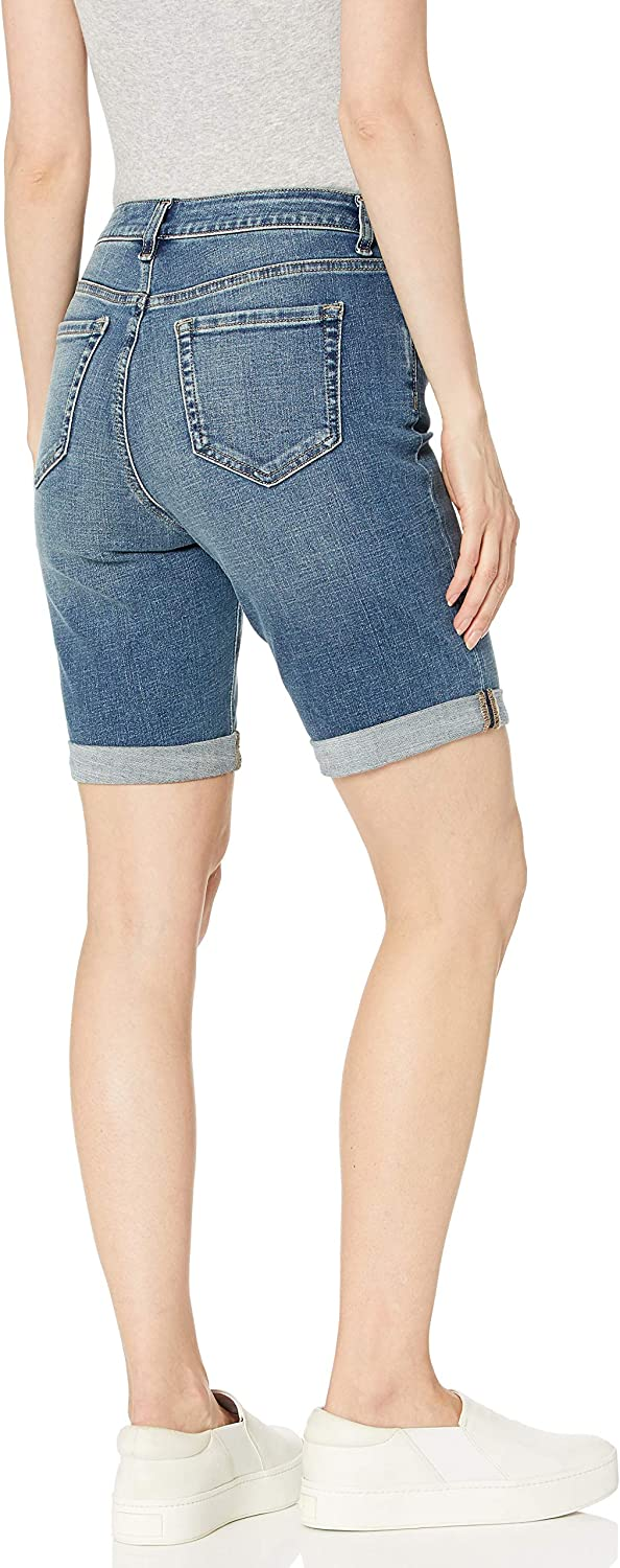 25,4 cm Bermuda da donna in denim Essentials