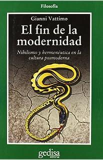 Adiós A La Verdad (CLA-DE-MA / Filosofía): Amazon.es: Vattimo, Gianni: Libros