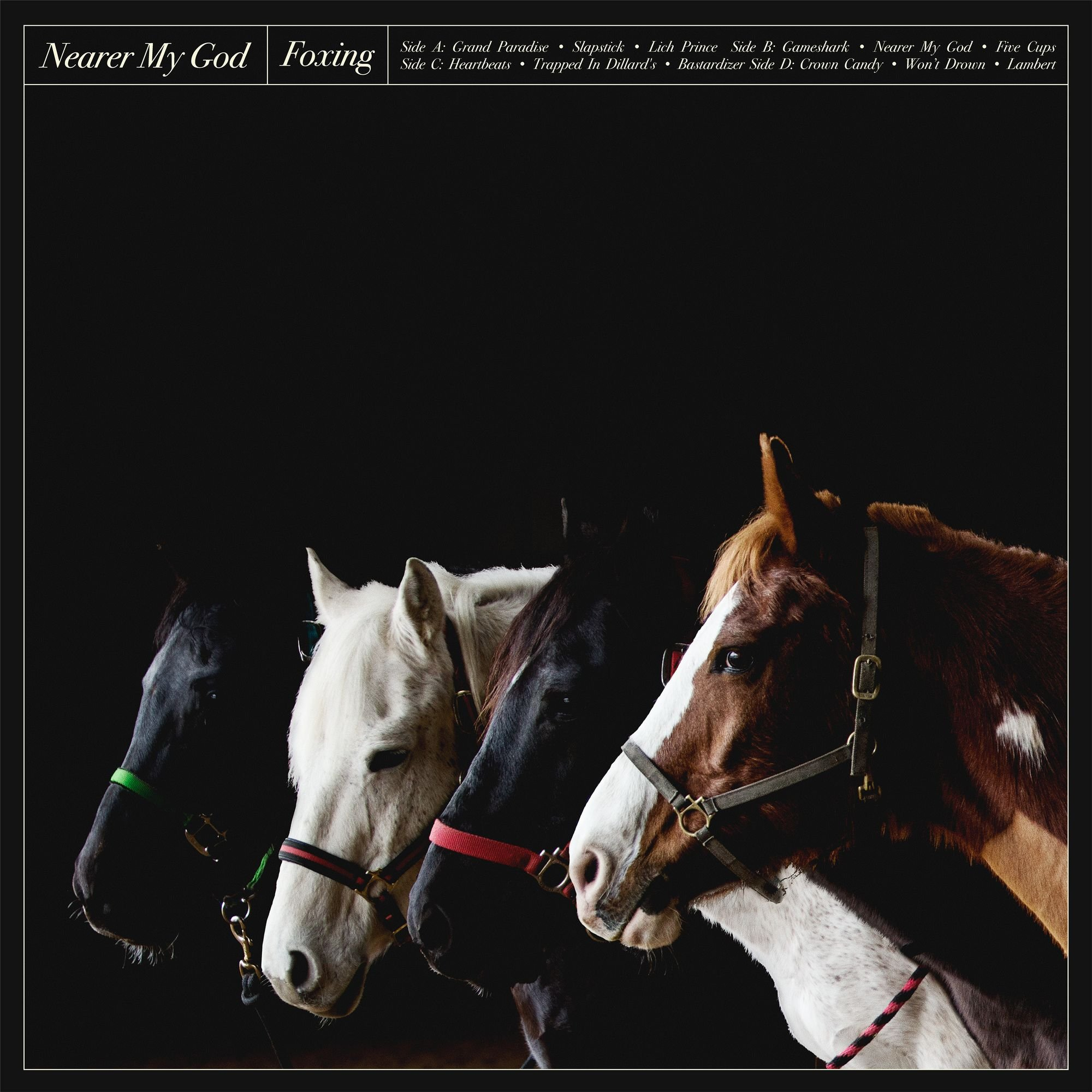 Cassette : Foxing - Nearer My God (Cassette)