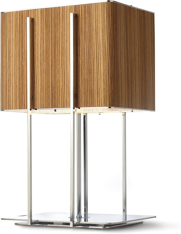 Kuma at0022 Borrar lámpara de mesa. Table lamp. Lumis 900. Italian light-design for luxury-hotels Now Available for private Homes.: Amazon.es: Iluminación