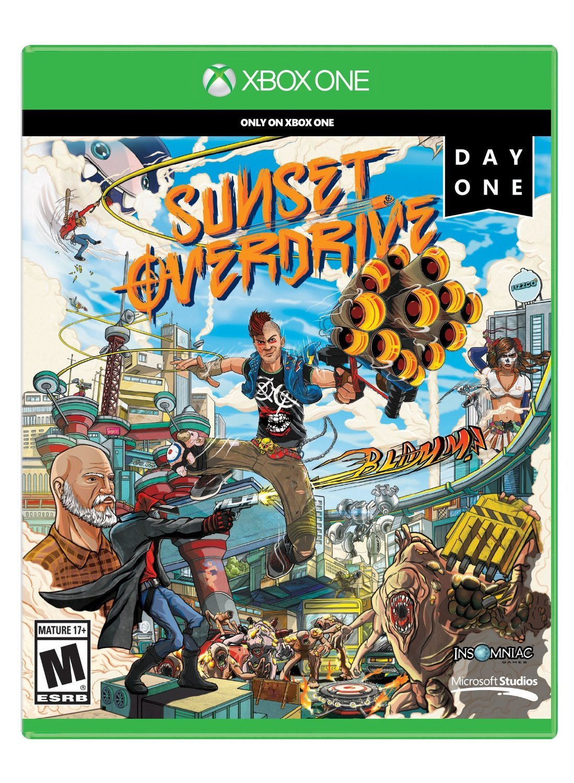 Sunset Overdrive [Importación Francesa]: Amazon.es: Videojuegos