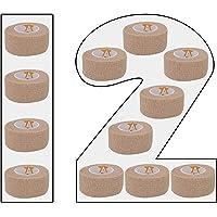 Amathings - Vendaje con adhesivo, 12 unidades, 2,5