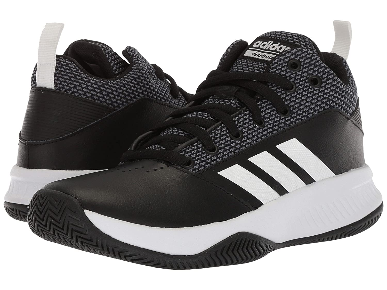 (アディダス) adidas メンズ野球ベースボールシューズ靴 CF Ilation 2.0 Black/White/Grey Five 9 (27cm) 4E Extra Wide B07BQL115Q