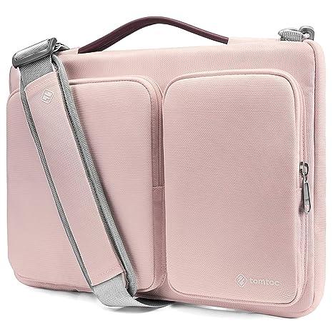 deda8007fd tomtoc Borsa a Custodia Tracolla per laptop per 13.3'' MacBook Air |13'