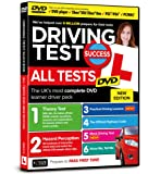 Driving Test Success All Tests DVD 2017 Edition