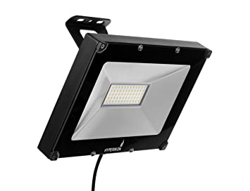 Hyperikon Outdoor LED Flood Light 50W, LED Infrared Motion Sensor Security  Light, 5000K