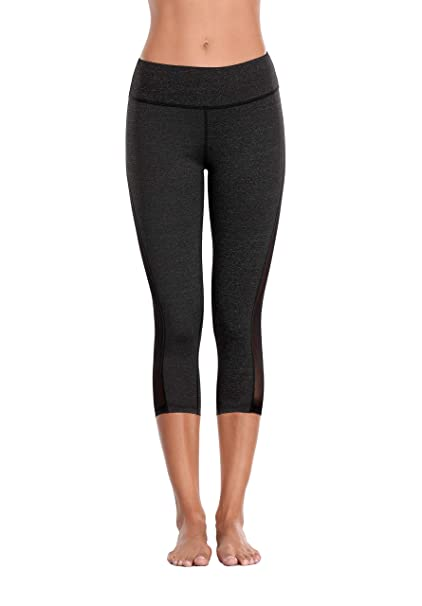 Eono Essentials Capri-Yoga-Hose für Damen