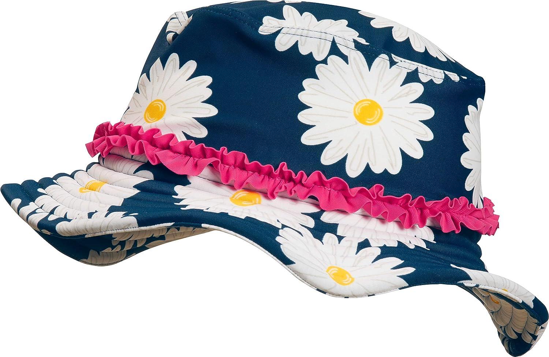 Cappellopello Bambina Playshoes UV-Schutz Sonnenhut Margerite