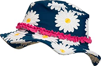 Playshoes UV-Schutz Sonnenhut Margerite Sombrero para Niñas