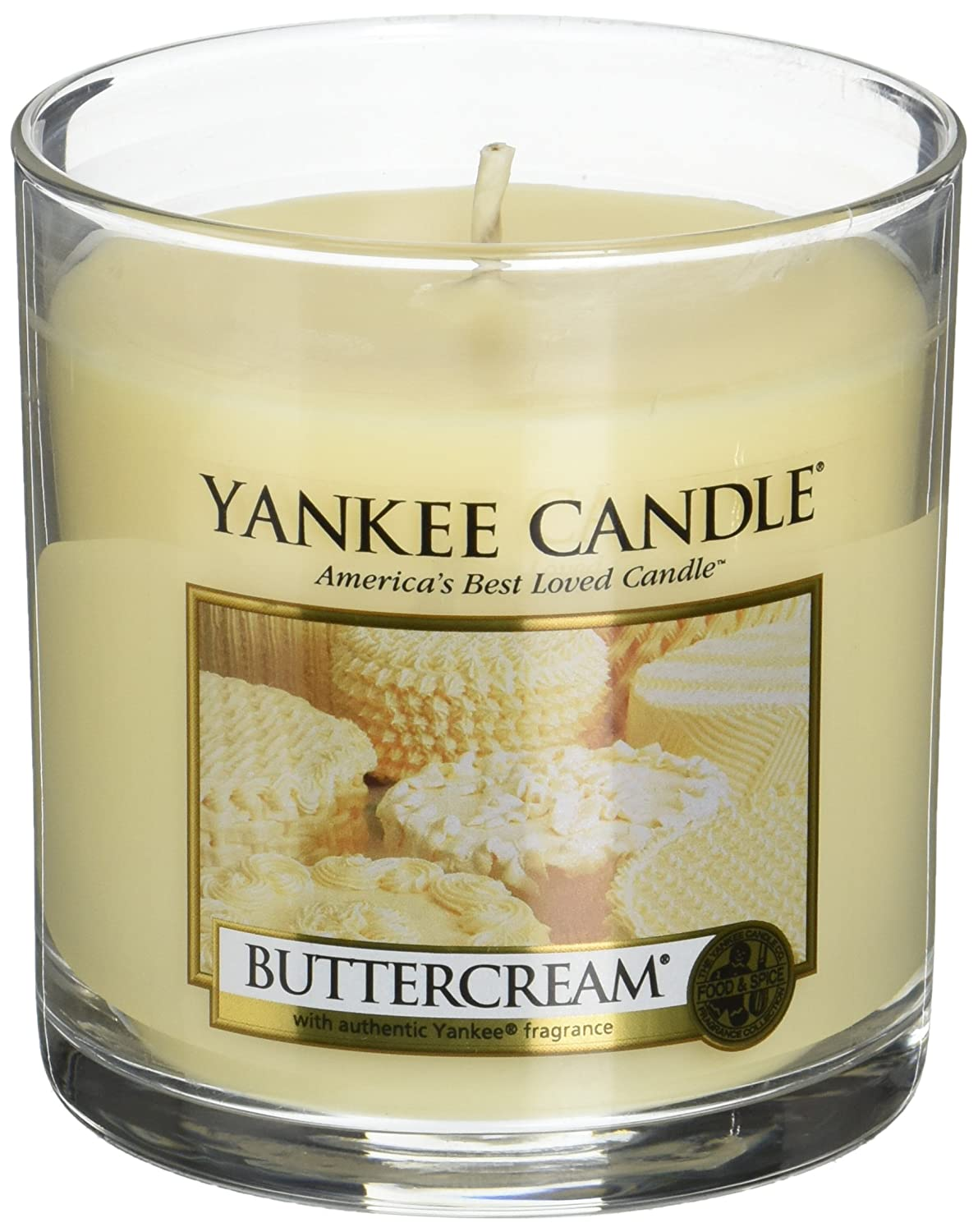 Yankee Candle Country Kitchen Amazoncom Yankee Candle Company Buttercream Large Jar Candle